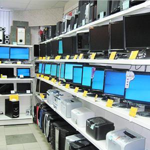 Компьютерные магазины Югорска