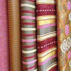 Магазины ткани Югорска