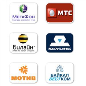 Операторы сотовой связи Югорска