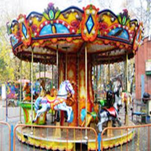 Парки культуры и отдыха Югорска