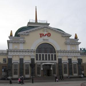 Железнодорожные вокзалы Югорска